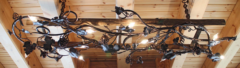Ferronnerie-art-fer-forge-luminaires-ukovmi