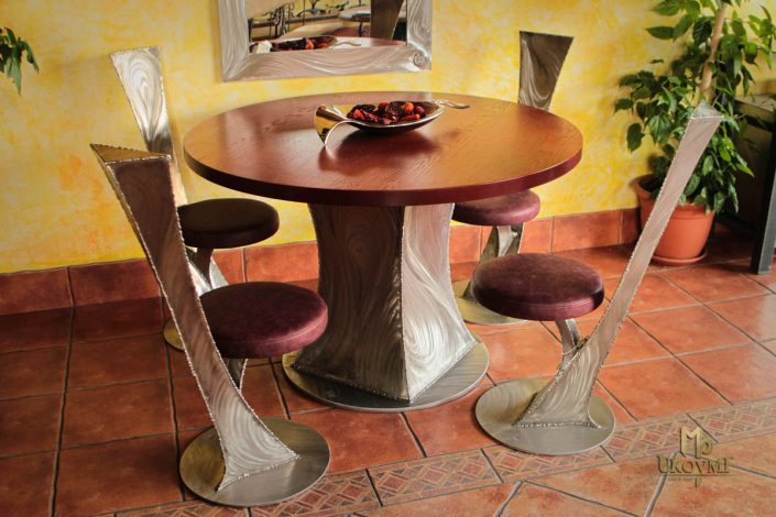 mobilier-fer-forgé-design